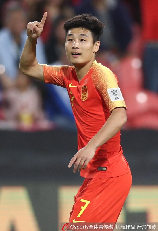The Chinese Super League topscorer Wu Lei grabbed a superb brace to earn China a comfortable 3-0 victory over the Philippines in the AFC Asian Cup Group C here on Friday.