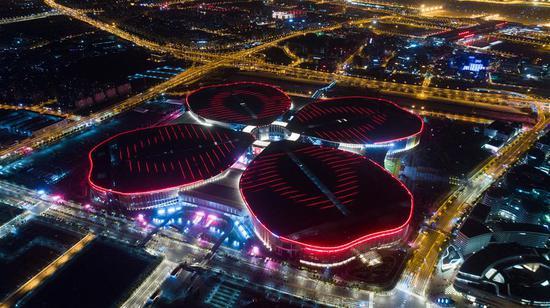 中国准备举办世界第一届进口博览会