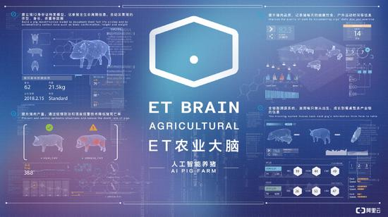 Undated file photo shows a video snapshot expounding on ET Agricultural Brains. (Xinhua)