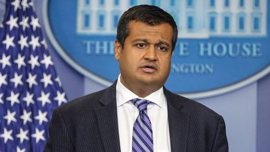 White House deputy press secretary Raj Shah is considering leaving his role, a new report claims. (AP)
