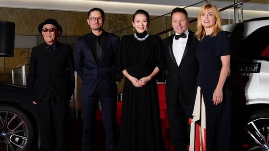 2019东京电影节开幕,亚洲聚焦