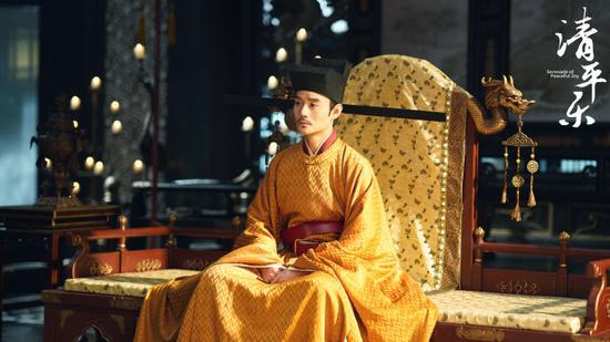 TV drama on ancient China's Emperor Renzong racks up billions of views online  - Entertainment News - SINA English