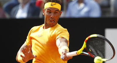 Rafael Nadal beats Alexander Zverev in thrilling Italian Open final