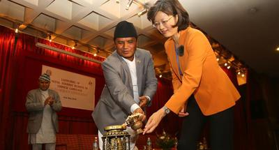 Nepal launches tourism website in Chinese language