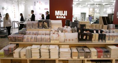Muji fined over Taiwan packaging
