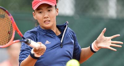 Chinese player Liu's singles main draw alive at Roland Garros