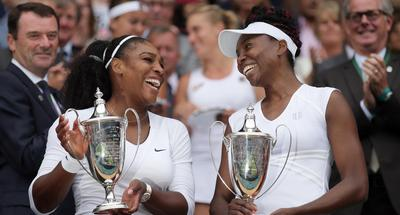 Williams sisters offered wild card to play doubles at Roland Garros