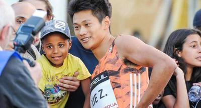 Xie Zhenye becomes China's fastest man