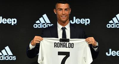 Cristiano Ronaldo vows to make mark at Juventus after seizing opportunity