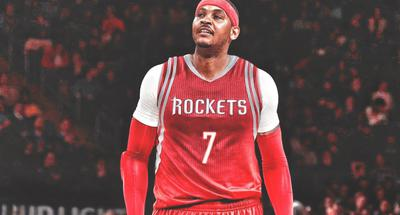 Anthony signs 1-year, $2.4 million deal with Houston Rockets