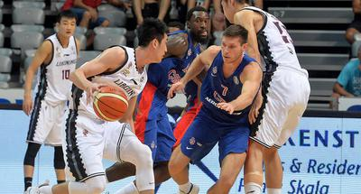 CSKA Moscow beat CBA champions Liaoning 90-46 in Zadar basketball tournament