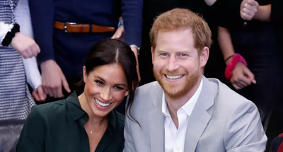 Prince Harry and Meghan Markle are expecting their first child in spring
