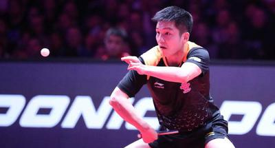 Fan, Lin set up all-Chinese semifinal at ITTF Men's World Cup