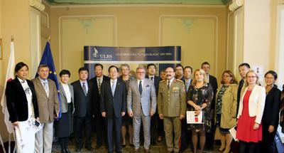 China, Romania unveils first joint?business school