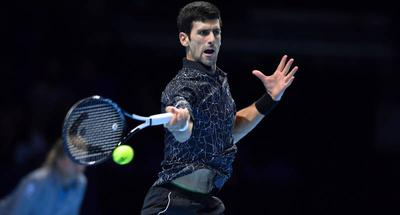 Djokovic advances to ATP World Tour Final with win over Anderson