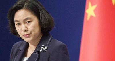 China urges US to stop wagging finger at others