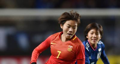 China's Wang Shuang nominated for AFC female player of the year