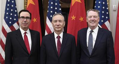 China, U.S. kick off new round of high-level trade talks