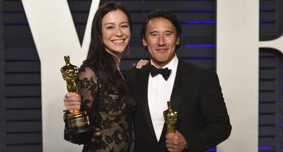 China-originated filmmakers make splash at 2019 Oscars