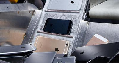 Apple expands program to recycle old iPhones