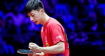 Ma Long shuts out Liu Guoliang's old enemy in table tennis worlds