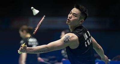 Lin Dan suffers unexpected knock-out in Asian Badminton C-ships