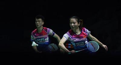 China secures mixed doubles title in Indonesia Open