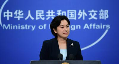 No external forces allowed to disrupt Hong Kong: spokesperson