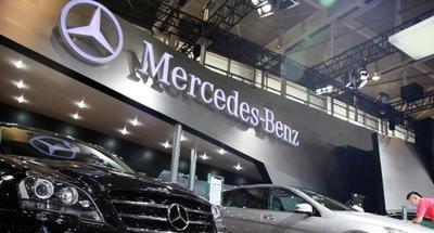 Mercedes-Benz recalls vehicles in China over defective catalytic converter