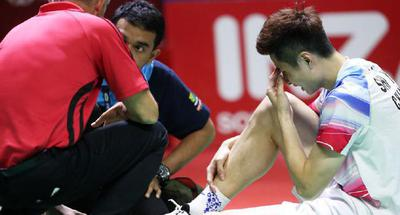 Chinese shuttler Shi Yuqi out of 2019 Worlds with injury