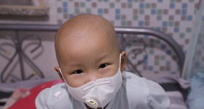 China urges better treatment for children with blood disease, cancers