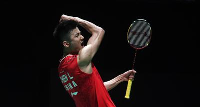 Chen Long, Momota reach last eight at Badminton worlds