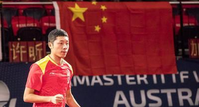 Japan's Harimoto to face world's No. 1 Xu Xin in ATTC semifinals