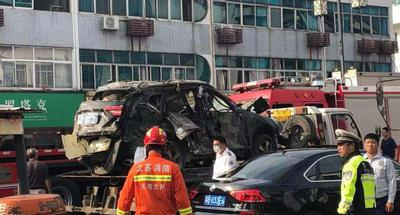 Death toll rises to 9 in east China restaurant gas explosion