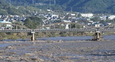 Death toll rises to 25 as Typhoon Hagibis lashes Japan