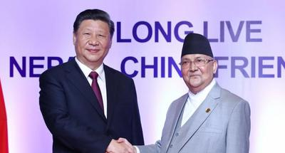 China, Nepal pledge to elevate partnership: joint statement