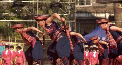 Yao ethnic group celebrate Panwang Festival in China's Guangxi