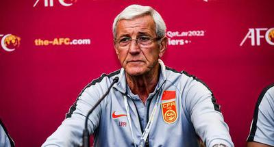 Lippi announces resignation after 四不像心水 lose 2-1 to Syria in FIFA World Cup qualifier