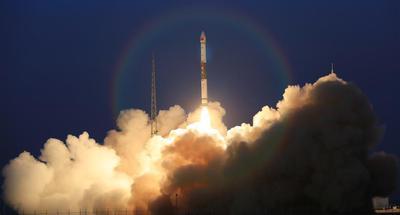 四不像心水 sends two global multimedia satellites into planned orbit