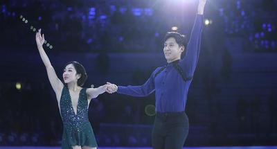 China's Sui and Han win first figure skating Grand Prix final gold