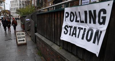 Britain goes to poll in historic election