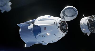 SpaceX's Crew Dragon conducts in-flight escape test
