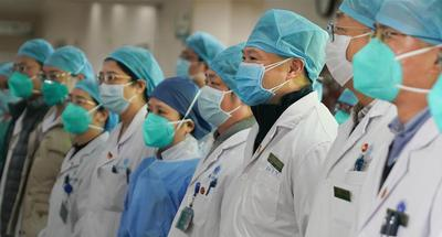 China reports 571 confirmed cases of new coronavirus pneumonia