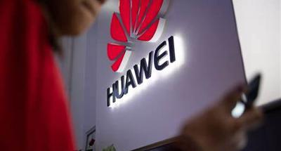 Huawei 2019 revenue up 18 pct