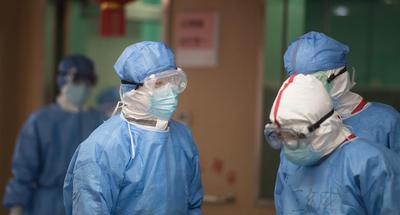 New COVID-19 cases drop to 5 outside Hubei