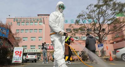 S.Korea confirms 334 more cases of COVID-19, 1,595 in total