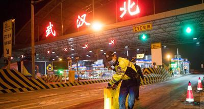 Wuhan lifts outbound travel restrictions, ending months-long lockdown