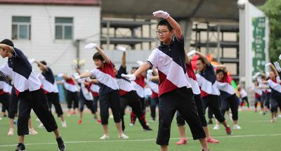Chinese schools asked to improve physical education as students return
