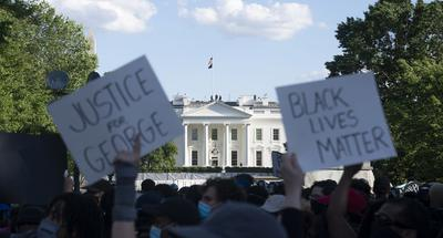 Curfew imposed in U.S. capital as mayor expects continued protests over Floyd's death