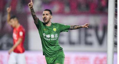 Beijing Guoan striker Viera returning to China for CSL start